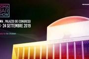 Il 23 e 24 settembre, al Palazzo dei Congressi dell'EUR arriva Roma Bar Show