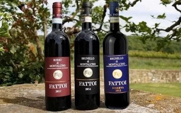 vini azienda Fattoi