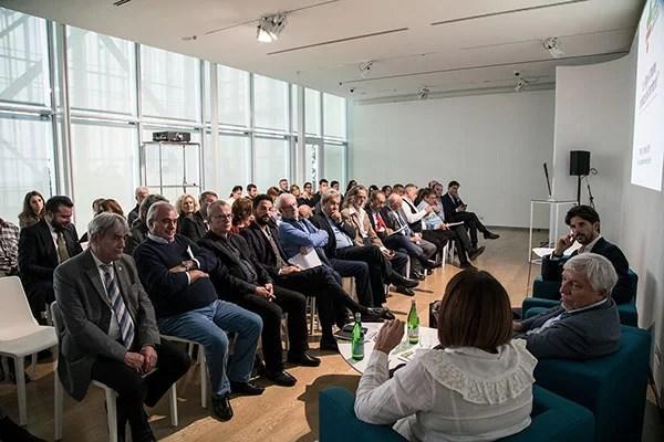 Il convegno delle Vigne Urbane presso il Piano 35 di Torino