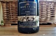 Faro 2012 Bonavita: quell'angolo di paradiso siciliano