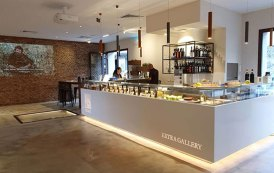 Pruneti Extra Gallery: il minimalismo chiantigiano