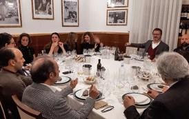 La cucina laziale di Alfredo alla Scrofa incontra i vini di montagna di Martin Foradori Hofstätter