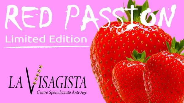 Red Passion - Trattamento La Visagista 5 Stelle