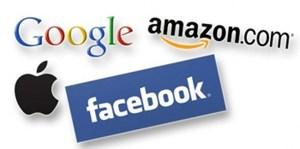 Qui est Gafa ? Google, Amazone, Apple et Facebook