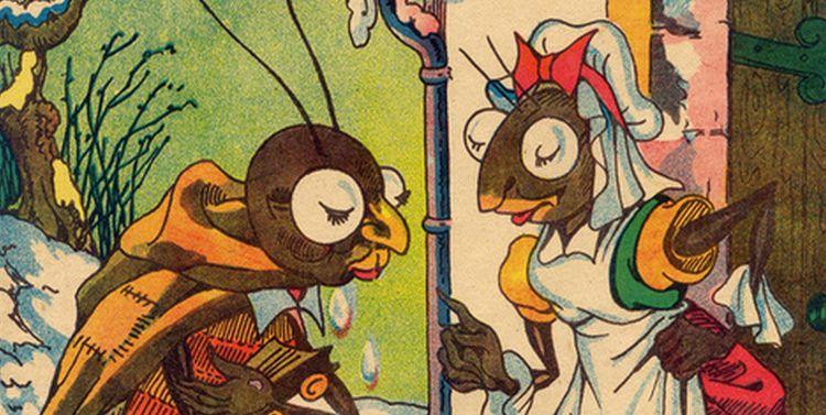 L'individualisme de la fourmi peut laisser la place à la solidarité envers les cigales.