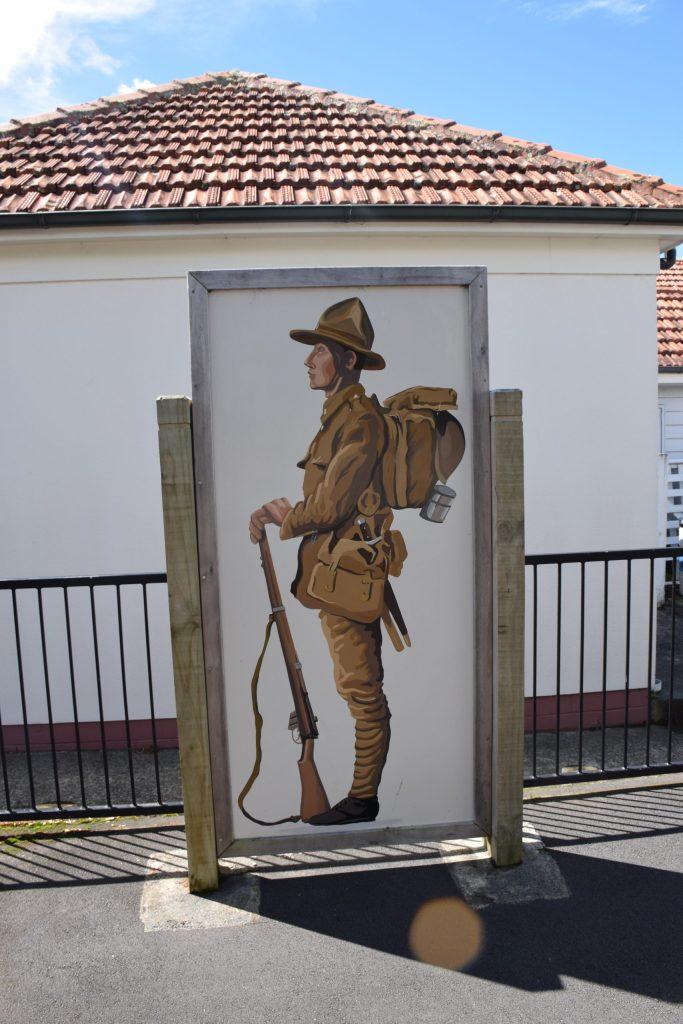 Soldat lors du 1er conflit mondial