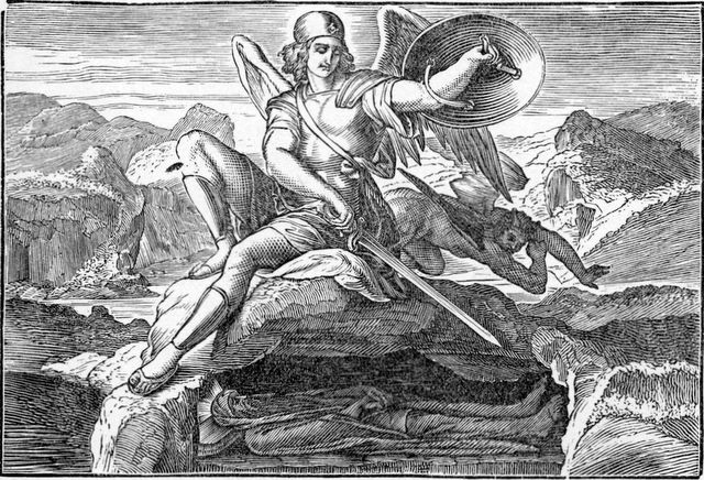 The Death of Moses Deuteronomy 34:5-6; Jude 9