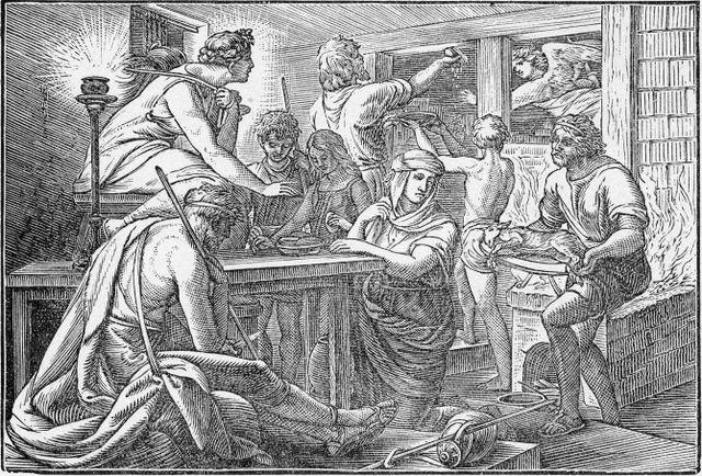 The Passover Exodus 12:11-14