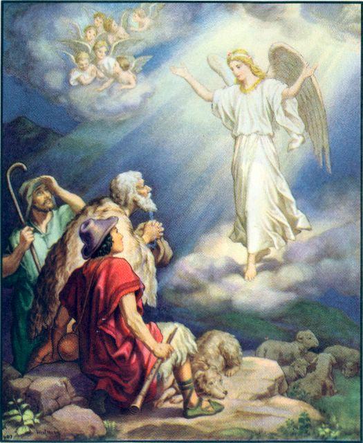 Glory to God in the Highest Luke 2:13-14