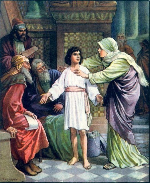 Jesus Found in the Temple Luke 2:46-49