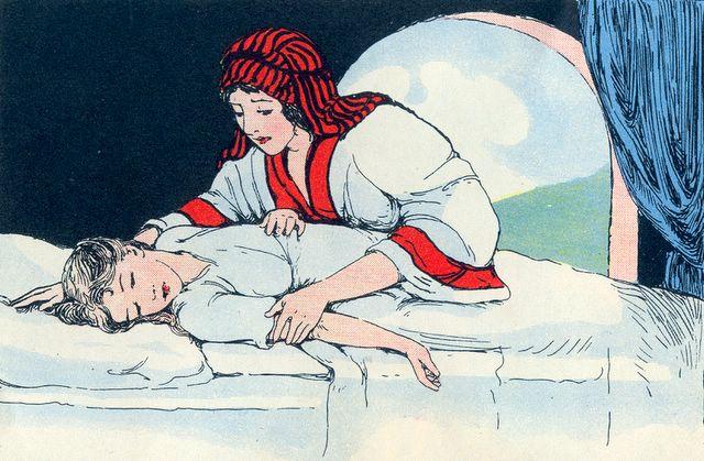 A Ruler's Daughter is Ill Matthew 9:18