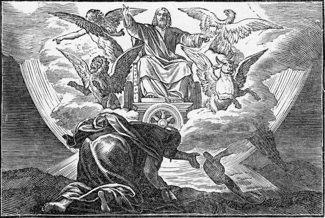 Ezekiel's Vision Ezekiel 1:28
