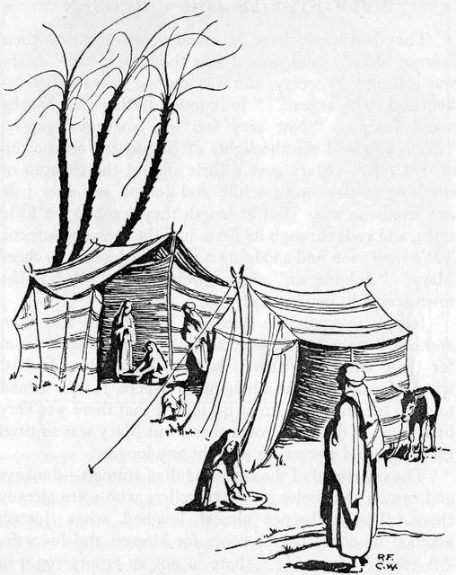 Nomads Dwelling in Tents (Genesis 4:20)