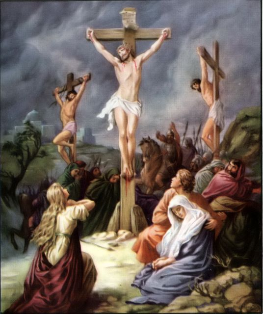 Jesus' Death on the Cross John 19:25