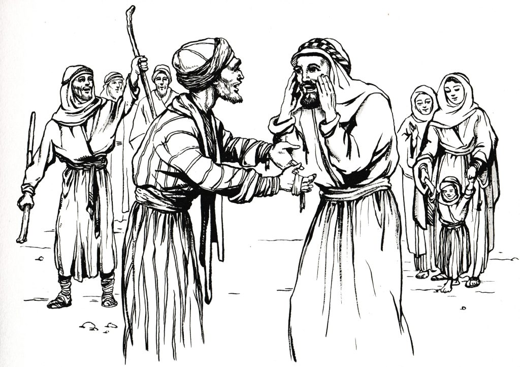 Tell John the blind see, the lame walk, lepers are cleansed and the deaf hear (Luke 7:22)