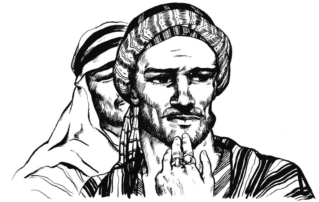 The rich young ruler (Matthew 19:16-22)