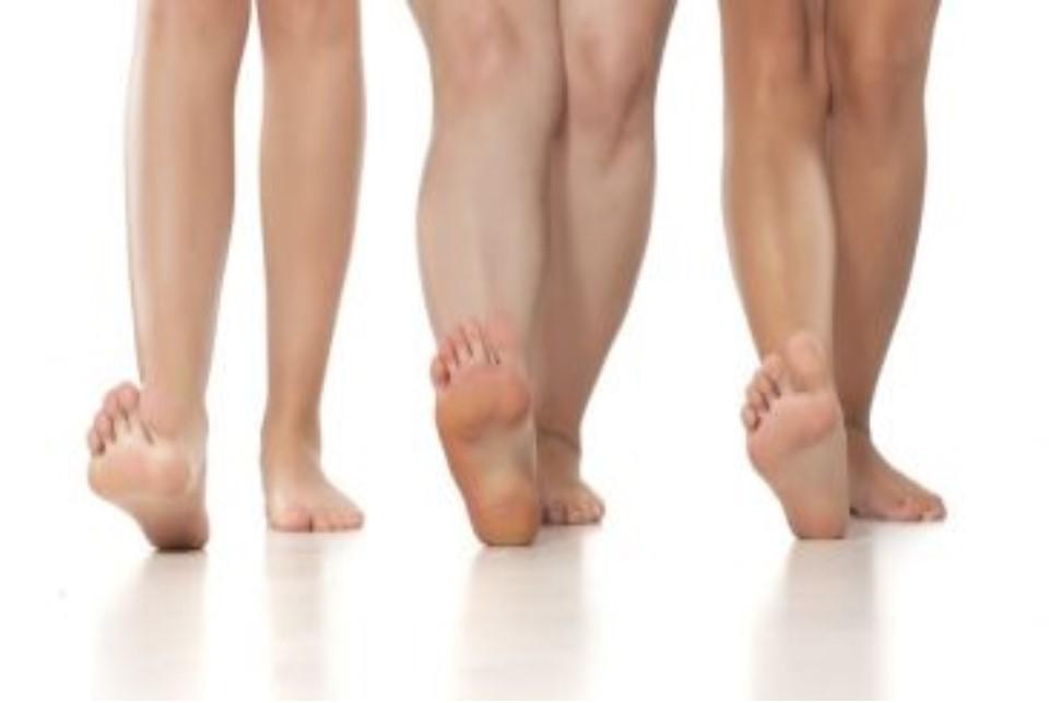 La forma del tuo piede dice molto sulla tua personalità