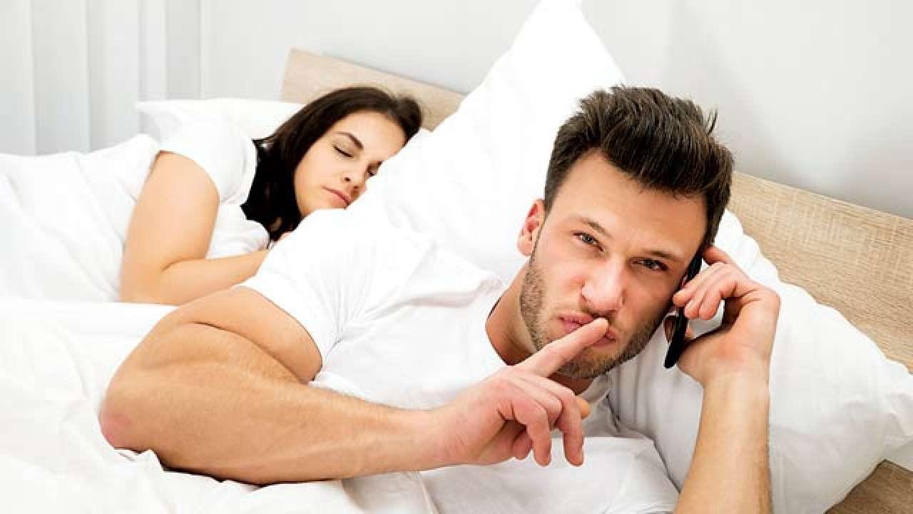 Scopri se il tuo partner ti sta nascondendo qualcosa