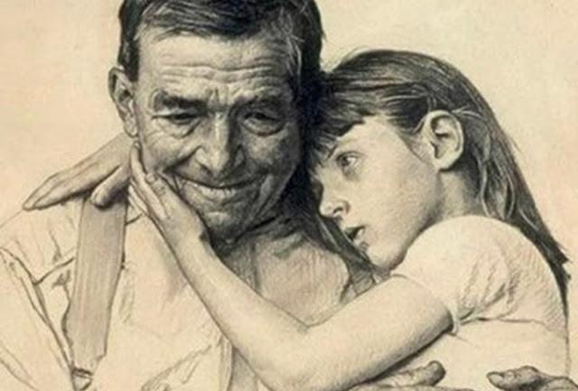 I nonni non muoiono, vivono nei nostri cuori