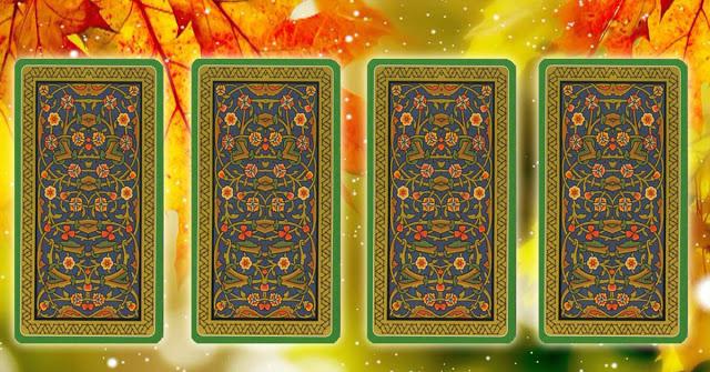 Le carte magiche ti diranno quali sorprese ti ha preparato Aprile