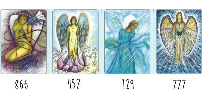 Quale numero Angelico ti attrae?Scegli e ricevi un messaggio importante!