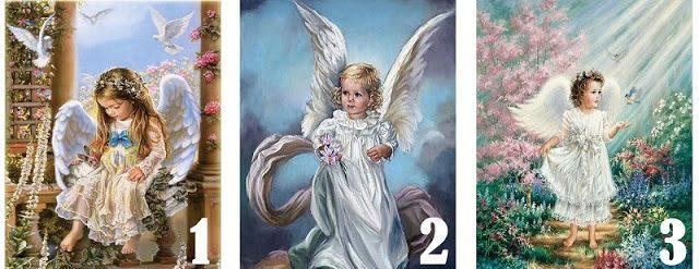 Scegli un angelo per scoprire quale messaggio ti ha inviato l'universo