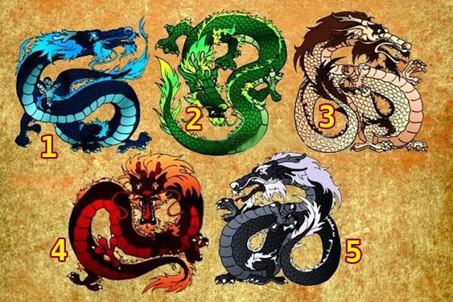 Scegli un drago della fortuna e scopri la tua personalità
