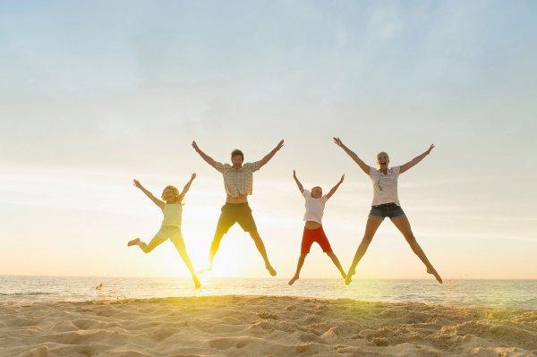 Le 4 cose chiave che ci rendono veramente felici, secondo gli psicologi