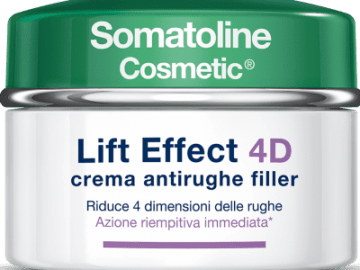 Lift Effect 4D Crema Antirughe Filler