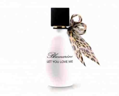 BLUMARINE presenta LET YOU LOVE ME! la nuova fragranza femminile audace e passionale.