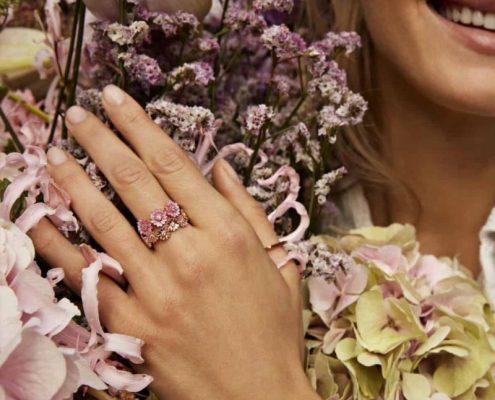 Nuova collezione gioielli Pandora Garden primavera 2020