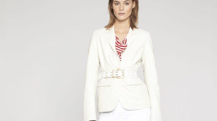 Il tailleur bianco Primavera Estate 2020di Manila Grace