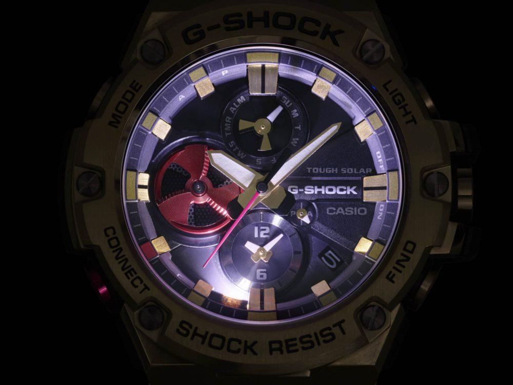 Il nuovo orologio Casio G-SHOCK ha come testimonial il giocatore di basket Rui Hachimura (10)