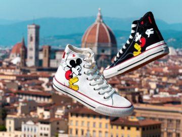 La_nuova_sneaker_Moaconcept _ Master_Collector_topolino_Walt_Disney