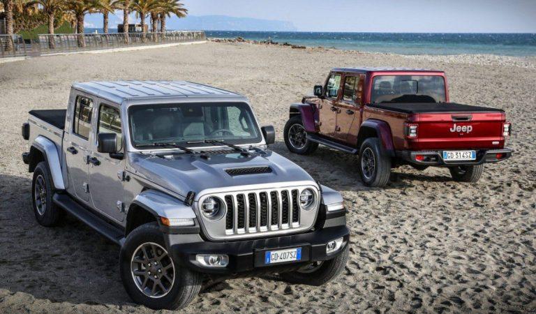Arriva in Italia il pick-up Jeep Gladiator. Il video e tutte le informazioni, anche sulle promozioni di finanziamento