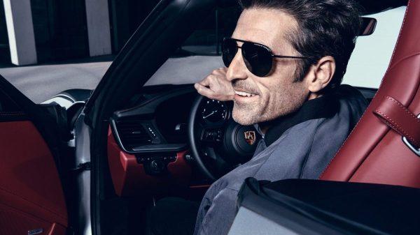 Porsche Design Campaign Patrick Dempsey