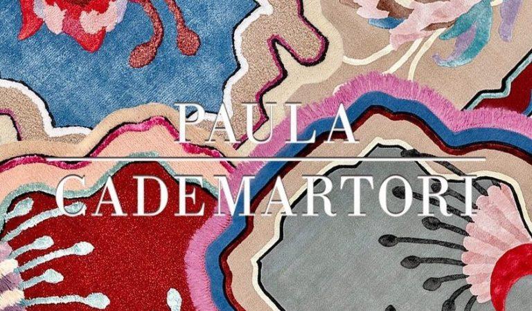 I nuovi tappeti Illulian 2021 firmati da Paula Cademartori