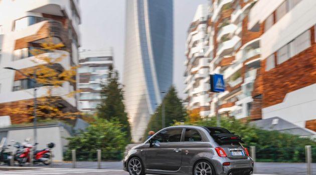 New Abarth 595 Turismo