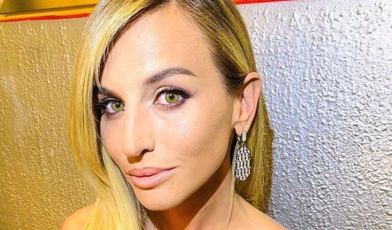 Shiseido firma il makeup di  Beatrice Venezi a Sanremo 2021