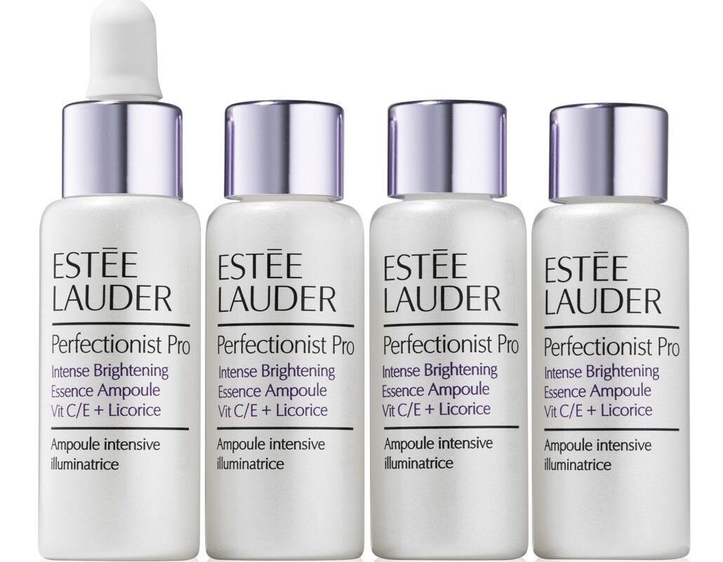 Estèe Lauder Perfectionist_Pro_Bright_QD_Ampoules_Product_on_White_Online_Use_Only
