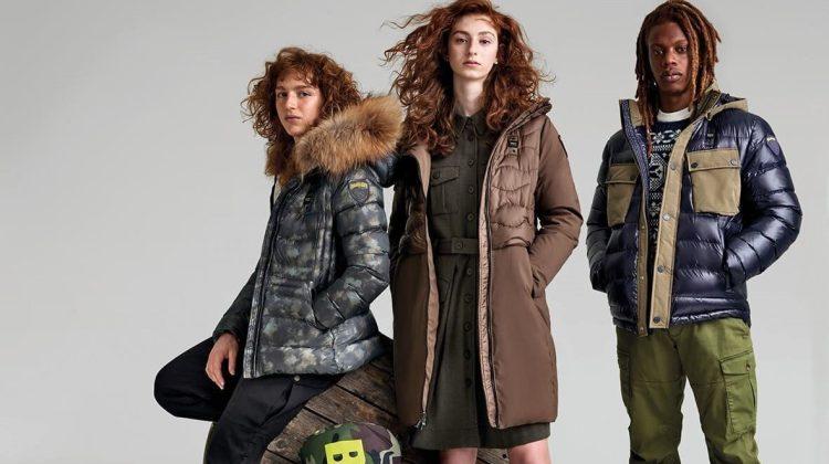BLAUER USA_Campagna_pubblicitaria_autunno_inverno_2021-2022