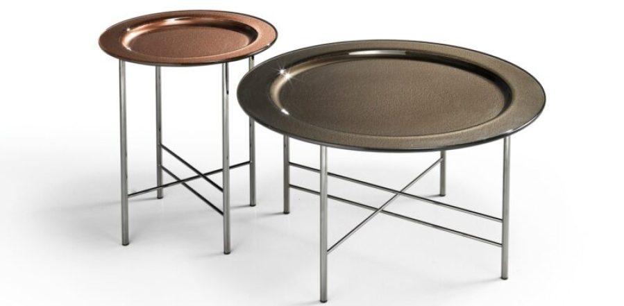 Il tavolino EN di FIam Italia disegnato da Setsu & Shinobu Ito