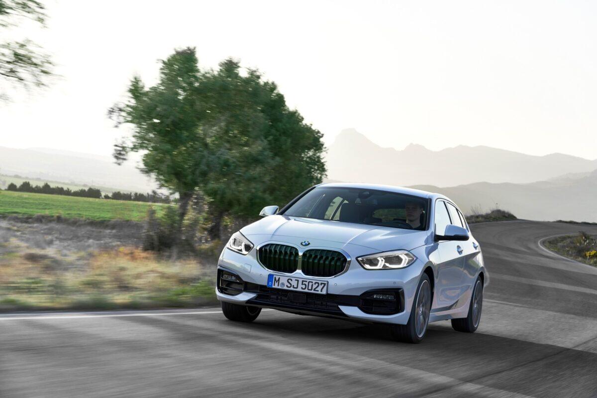La BMW serie 1