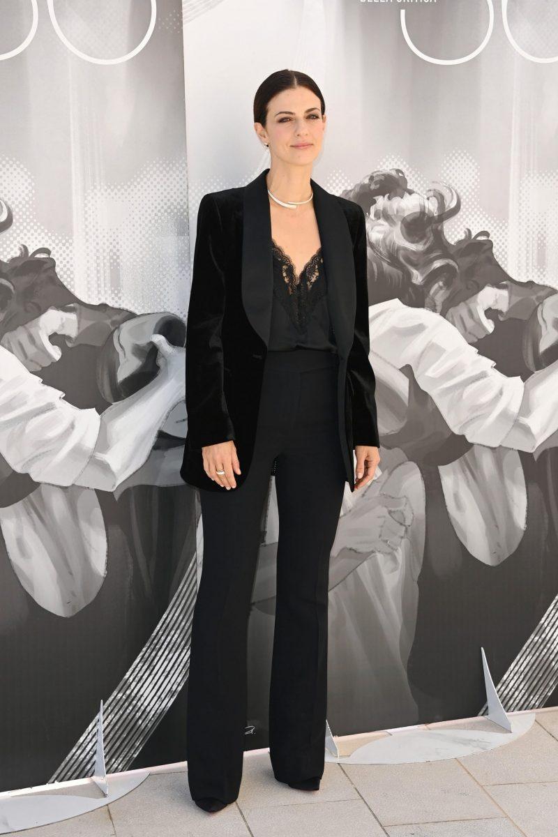 Barbara Ronchi_Ermanno Scervino_Red carpet Festival del Cinema di Venezia