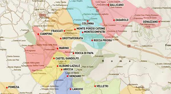 PTPR: un piano segreto che deciderà il futuro della Regione e dei Castelli Romani