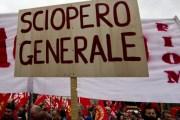 Protestano i dipendenti comunali
