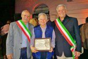Aldo Onorati diventerà cittadino onorario di Colonna