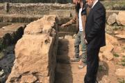 Terminati i lavori di restauro al Tempio di Diana Le operazioni hanno riguardato in particolar modo la muratura arcaica inglobata nel podio del Tempio