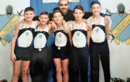 L'A.S.D. Ginnastica Genzano è Vicecampione Nazionale al Campionato Italiano di Serie C di ginnastica artistica