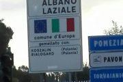 Albano: il nuovo gemellaggio con Homburg